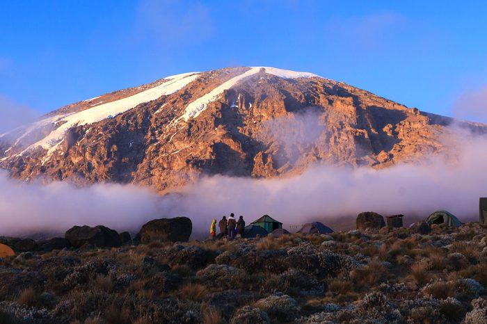 6 Days – Rongai Route, Kilimanjaro