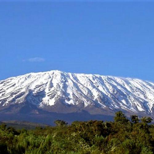 Umbwe Route, Kilimanjaro