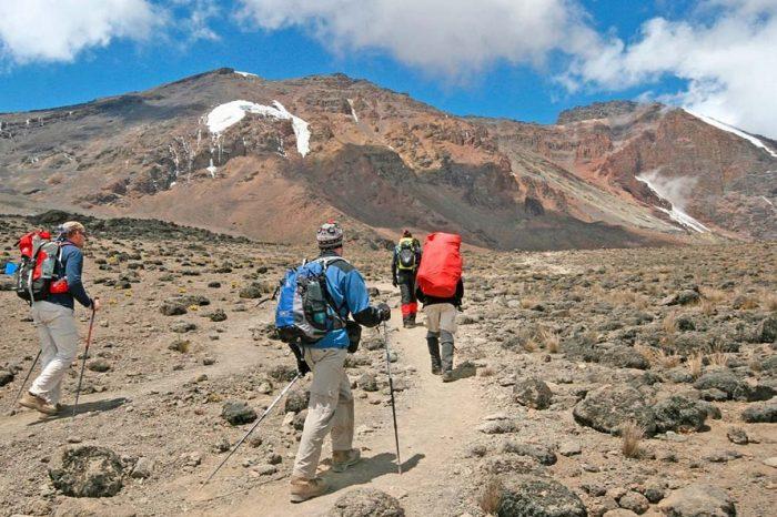 6 Days – Marangu Route, Kilimanjaro